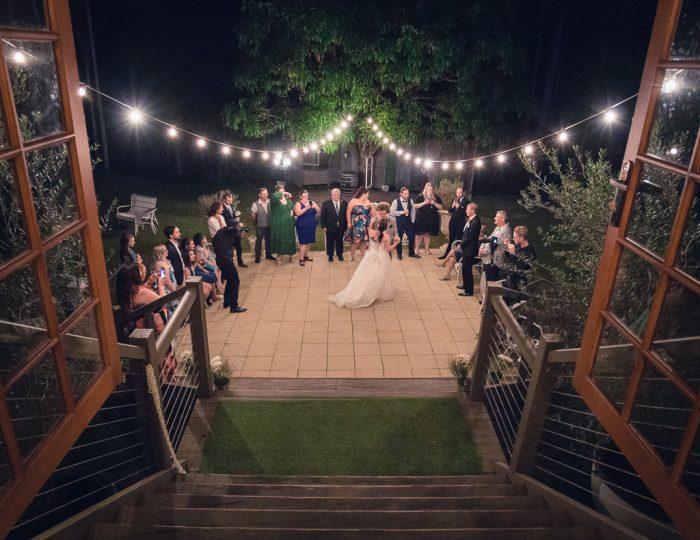 Vintage Wedding at Ecostudio Fellini, Gold Coast – Springbrook National Park