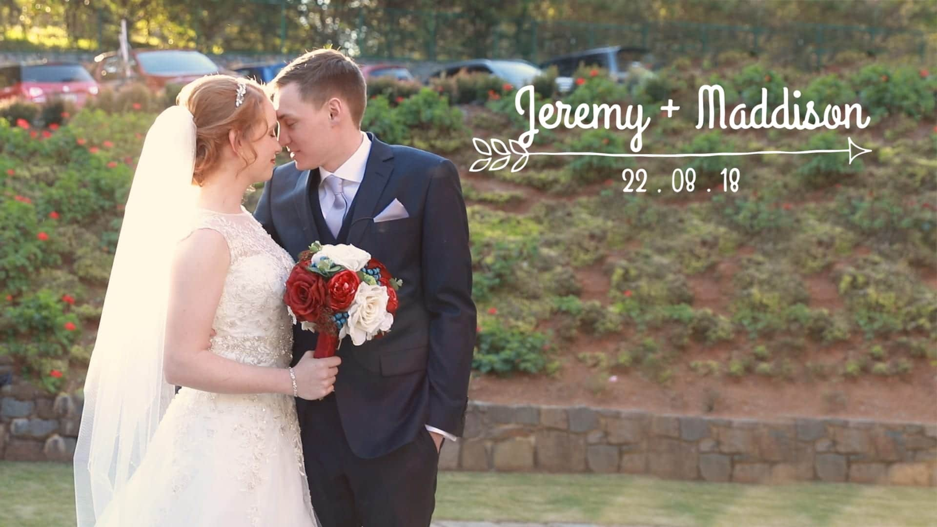 Short 'n' Sweet wedding ceremony video