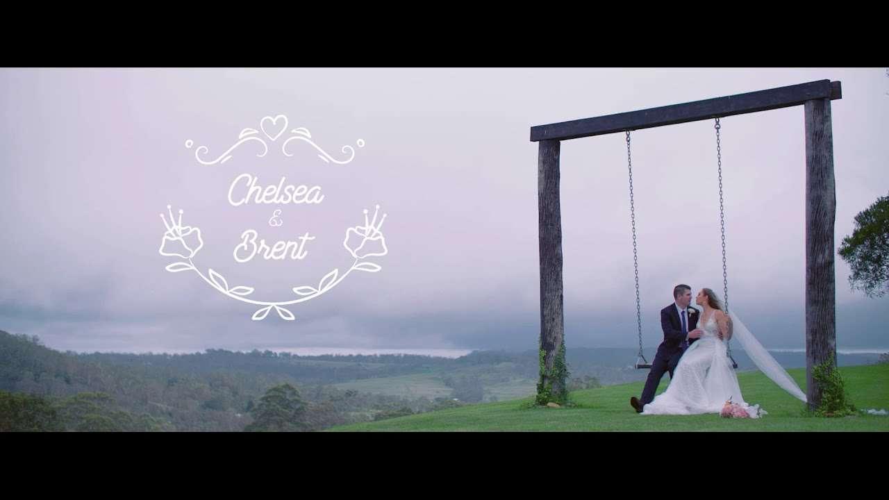 romantic Preston Peak Winery wedding