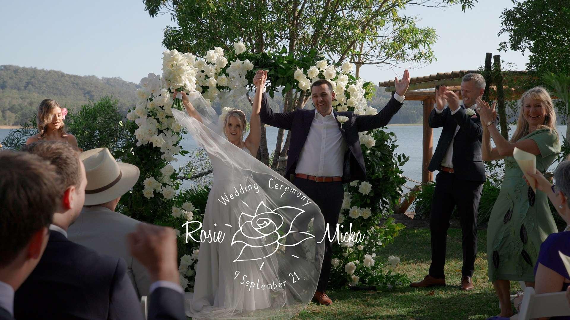 Wedding Ceremony Video Short N Sweet